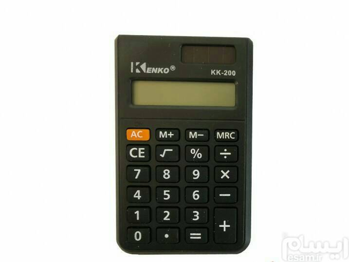 main images ماشین حساب KENKO مدل KK-200