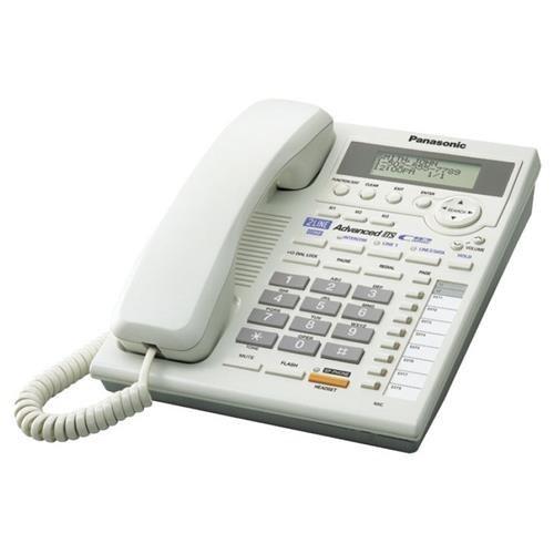 تلفن رومیزی پاناسونیک KX-TS3282BX   Panasonic KX-TS3282BX Corded Phone