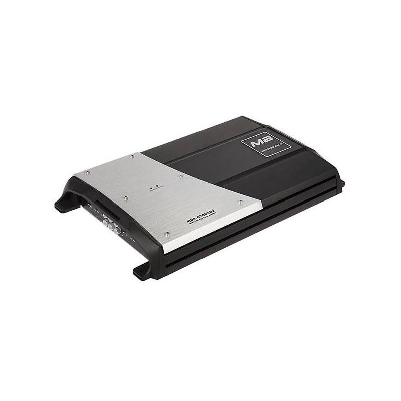 تصویر آمپلی فایر خودرو ام بی آکوستیکس مدل MBA-6500SB2 MB Acoustics MBA-6500SB2 Car Amplifier