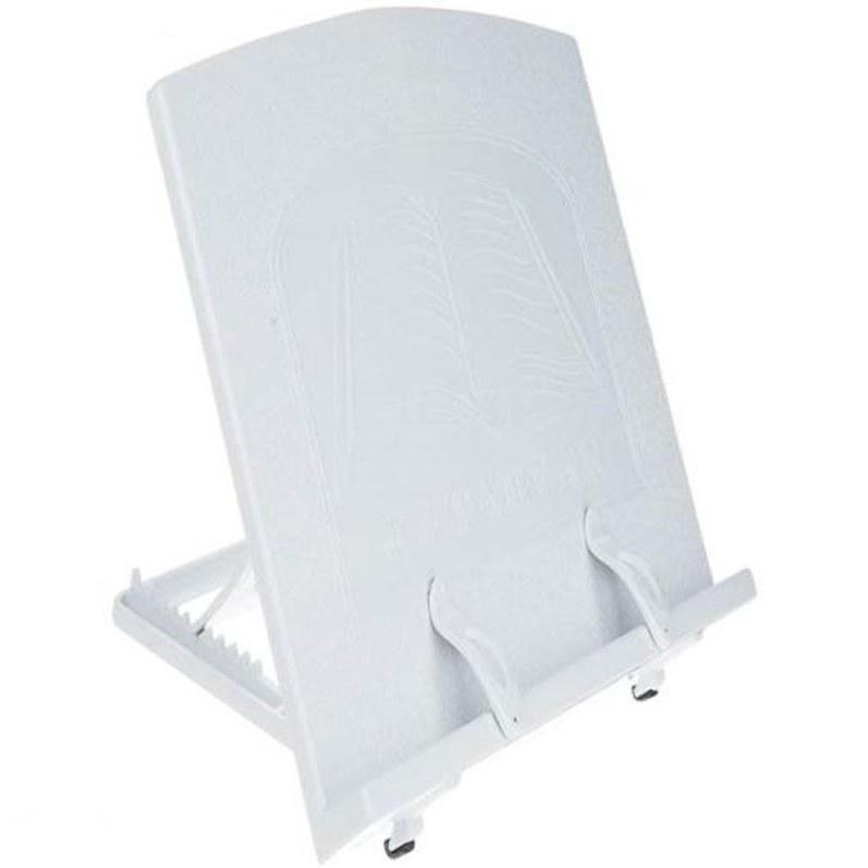 کتابیار پلاستیکی سفید