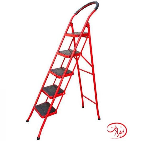 نردبان چند پله ایران یاس ( ۳پله الی ۶پله)