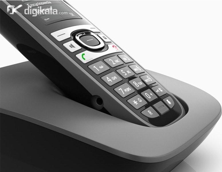 img تلفن بی سیم گیگاست C610 Gigaset C610
