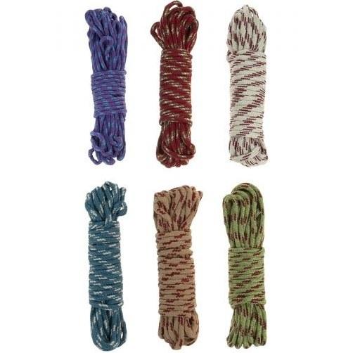 تصویر طناب مدل S11 طول ۸ متر مجموعه ۶ عددی