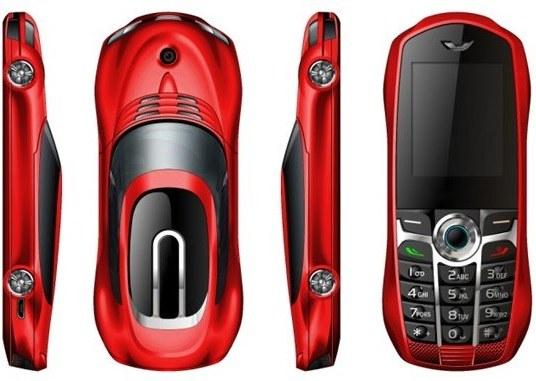 گوشی موبایل سرسوئیچی طرح پورشه |
