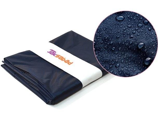 تصویر پارچه شمعی ضد آب تک سبد waterproof fabric