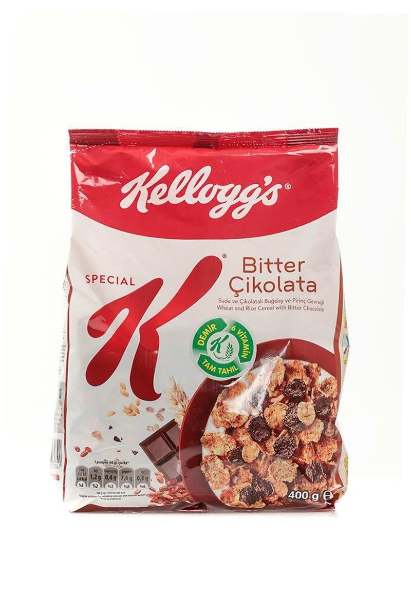 تصویر کورن فلکس گندم و برنج با شکلات اسپشیال کلاگز Kelloggs Special