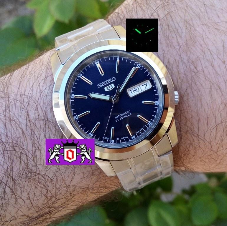 40ba32d59 لیست قیمت ساعت اتوماتیک SEIKO 5 (سیکو 5) اصل ژاپن کد 57   ترب