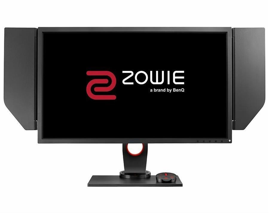 تصویر مانیتور 27 اینچ بنکیو مدل ایکس ال 2735 مانیتور بنکیو ZOWIE XL2735 27Inch e-Sports LED Monitor