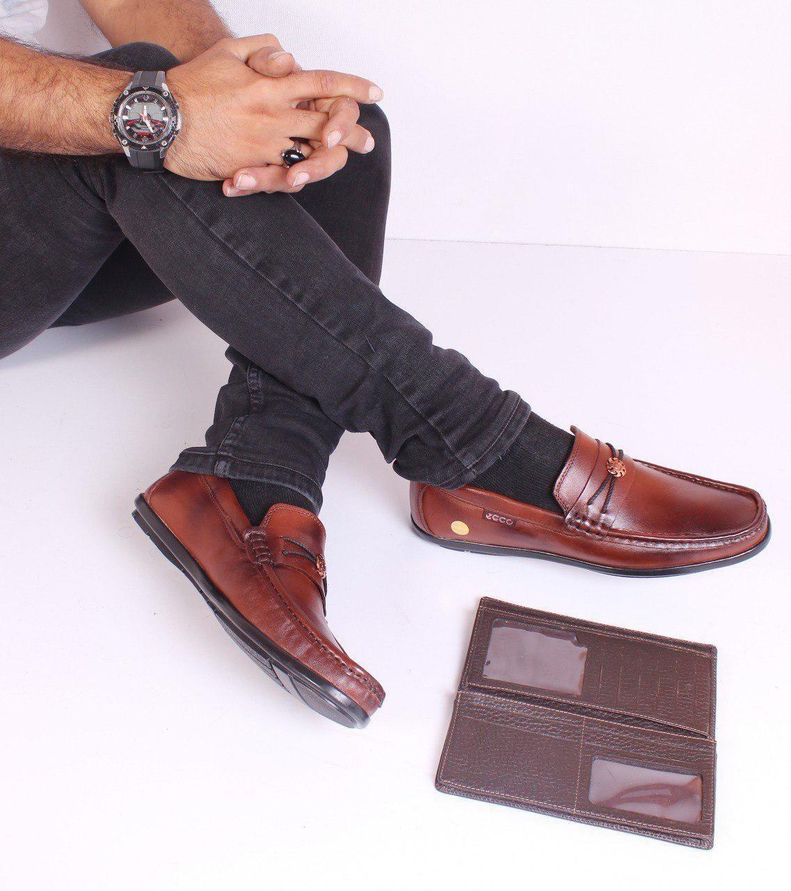 عکس کفش کالج مردانه چرم  کفش-کالج-مردانه-چرم
