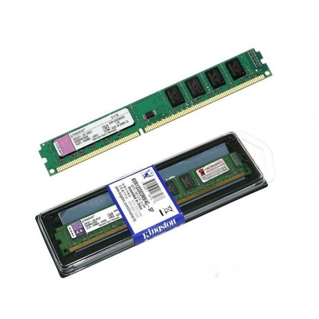 رم کامپیوتر کینگستون مدل DDR3 1333MHz ظرفیت 4 گیگابایت  