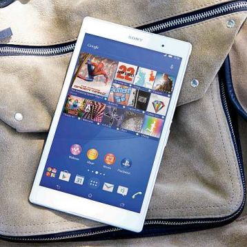 Tablet Xperia Z3 Compact