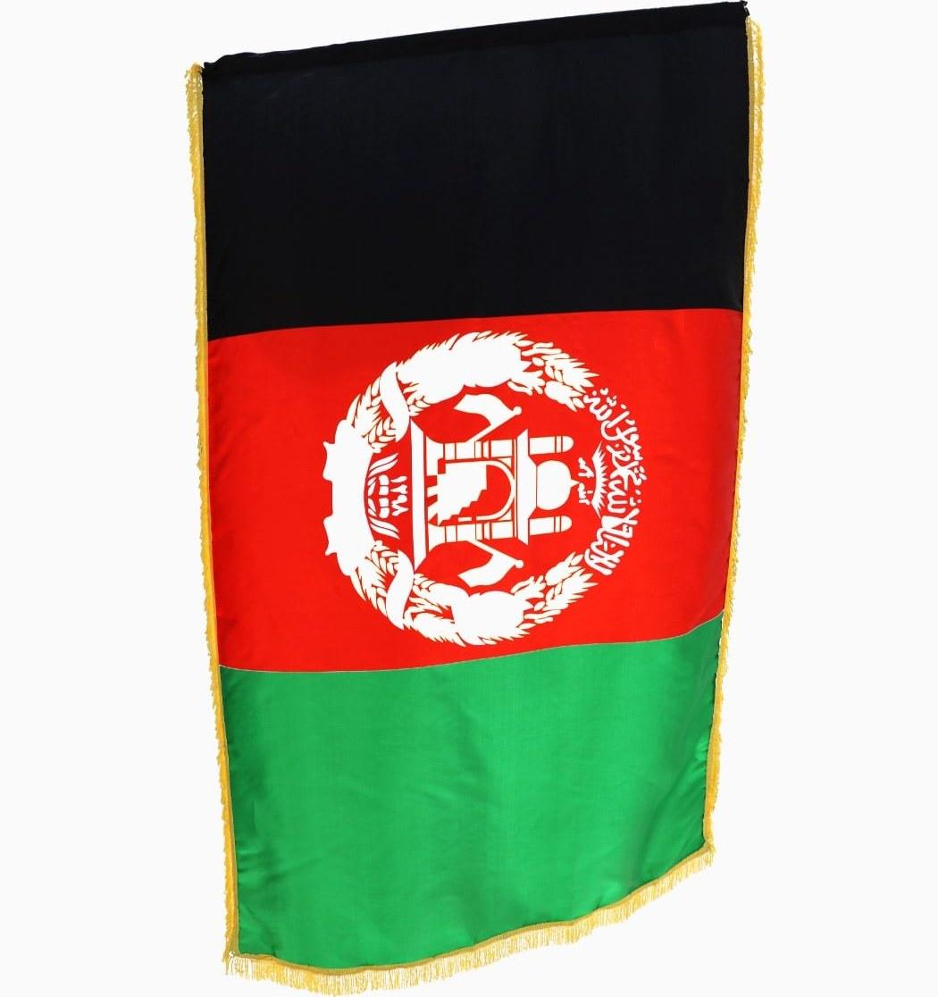 تصویر پرچم افغانستان کد KH-12002