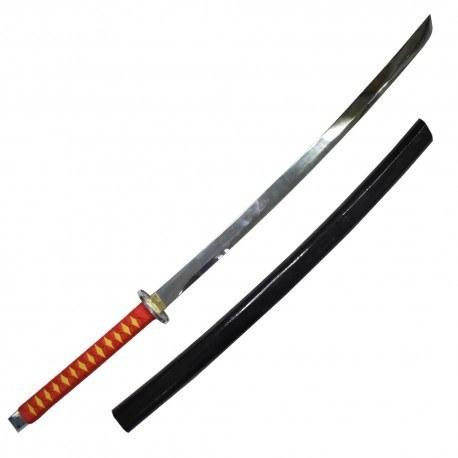 شمشیر کاتانا تیغه فنری