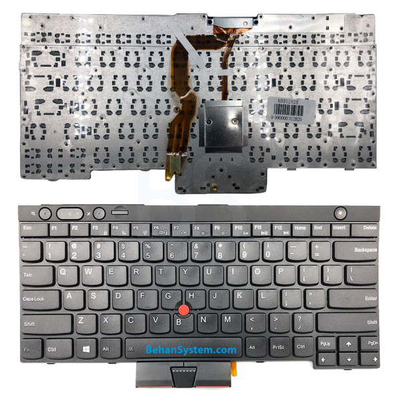 تصویر کیبورد لپ تاپ LENOVO ThinkPad X230 / X230i / X230T / X230iT
