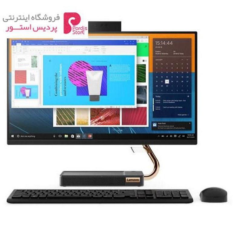 تصویر کامپیوتر همه کاره لنوو ideacentre A540-24ICB
