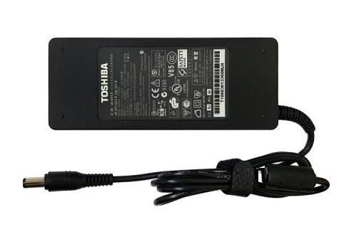 تصویر آداپتور لپ تاپ توشیبا مدل 15V 5A بدون کابل برق