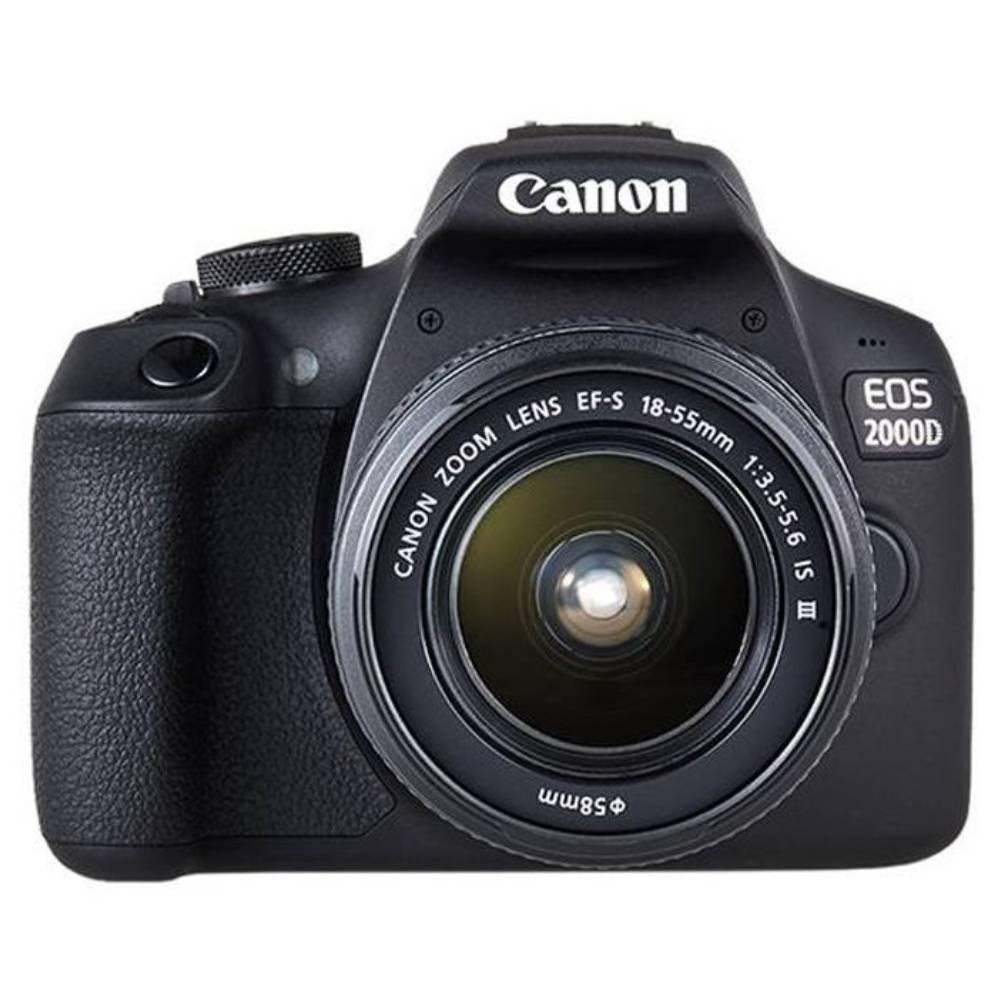 تصویر دوربین عکاسی DSLR کانن EOS 4000D  ا Canon EOS 4000D 18-55mm DC III Digital Camera Canon EOS 4000D 18-55mm DC III Digital Camera