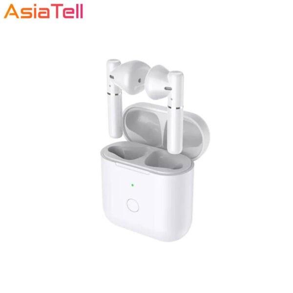 تصویر هدفون بلوتوثی کیو سی وای (QCY) مدل T8(NEW) QCY headphone T8 (NEW)