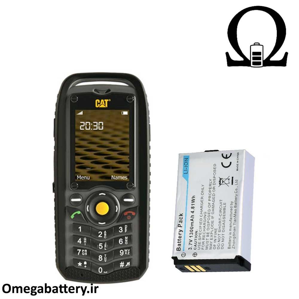 عکس باتری اصلی گوشی کاترپیلار Cat B25 مدل UP073450AL Battery Caterpillar Cat B25 - UP073450AL باتری-اصلی-گوشی-کاترپیلار-cat-b25-مدل-up073450al