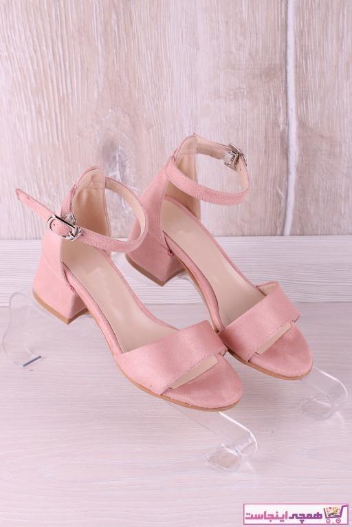 تصویر کفش پاشنه بلند بچه گانه دخترانه قیمت مناسب برند Kidya رنگ صورتی ty86376233