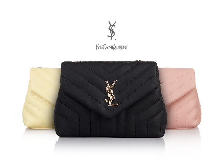 کیف دوشی طرح Yves Saint Laurent