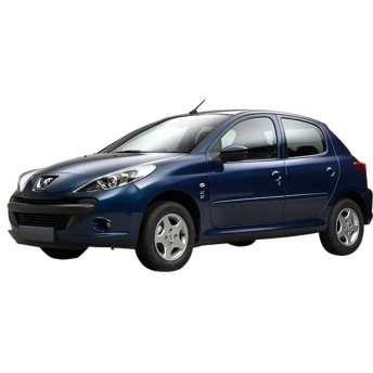 خودرو پژو 207 دنده ای سال 1396 | Peugeot 207i 1396 MT