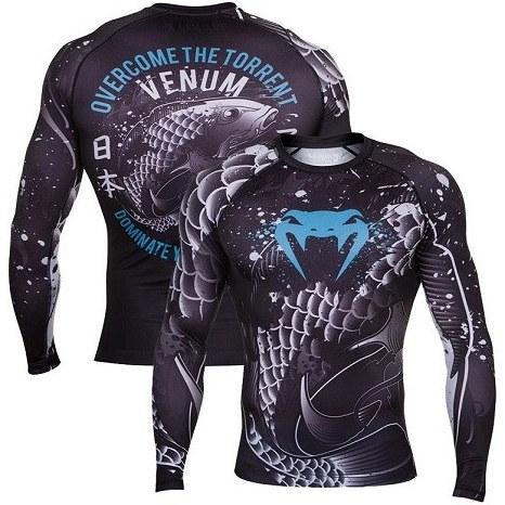 رش گارد MMA ونوم  طرح ماهی | Venum MMA Rashguard  Model Fish