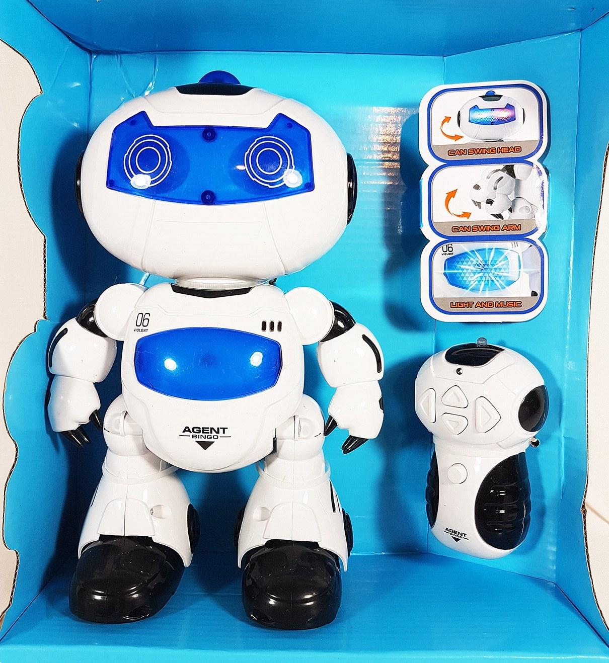 عکس ربات اسباب بازی کنترلی مدل Li Tian  ربات-اسباب-بازی-کنترلی-مدل-li-tian