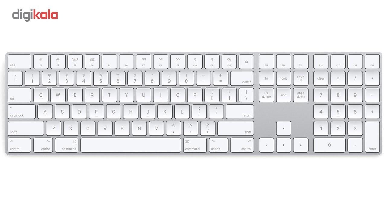 img کامپیوتر همه کاره 27 اینچی اپل مدل iMac 2017 Apple iMac 2017 - 27 inch All in One