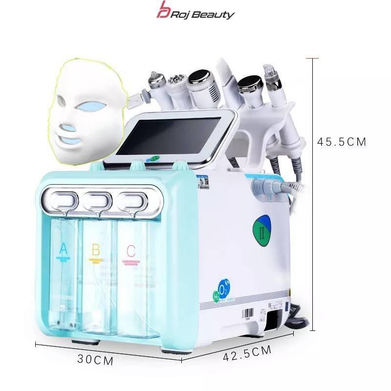 تصویر دستگاه هیدروفیشیال ۷ کاره نیوفیس محصول ۲۰۲۱