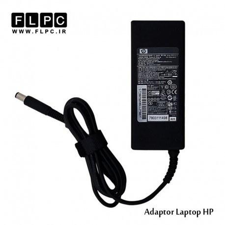 آداپتور لپ تاپ اچ پی 19 ولت 4.7 آمپر سر دلی +HP 19V 4.7A Laptop Adaptor Big Pin DC Original