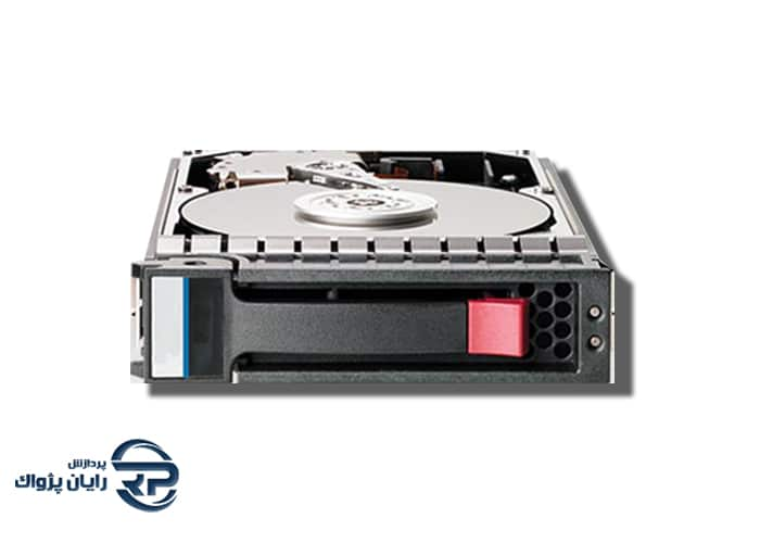تصویر هارد سرور اچ پی HPE 146GB 6G SAS 15K SFF DP ENT HDD