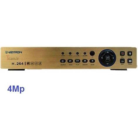 عکس DVR ویزیترون مدل 16ch VZ-GL2166-4MP  dvr-ویزیترون-مدل-16ch-vz-gl2166-4mp