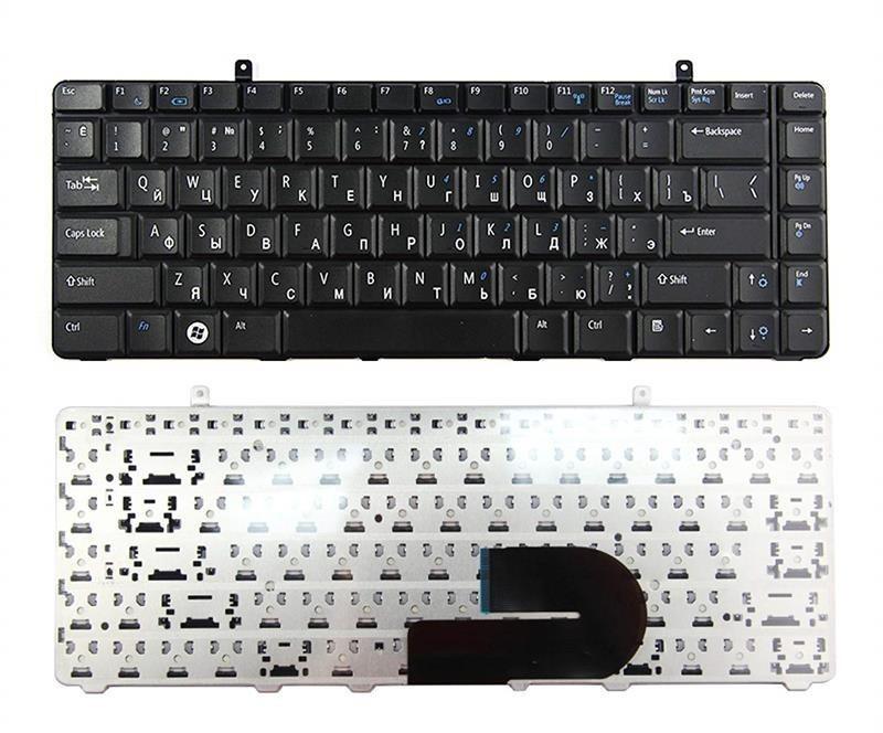 تصویر کیبورد لپ تاپ دل A860 DELL A860 Laptop Keyboard