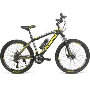 دوچرخه دو شاخ کمک دار مدل ۲۶۴۰۷ سایز 26