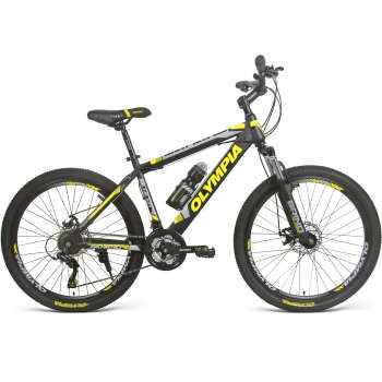 دوچرخه دو شاخ کمک دار مدل ۲۶۴۰۷ سایز 26   Olympia ۲۶۴۰۷ Mountain Bicycle Size 26