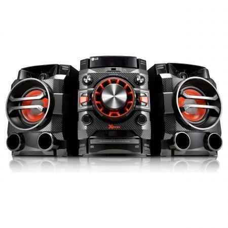 سیستم صوتی 230 وات شیک ال جی مدل CM4360 | LG XBOOM Hi-Fi Entertainment System CM4360