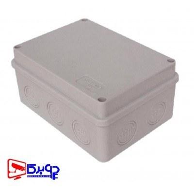 تصویر باکس 10*15جعبه تقسیم روکار پلاستیکی