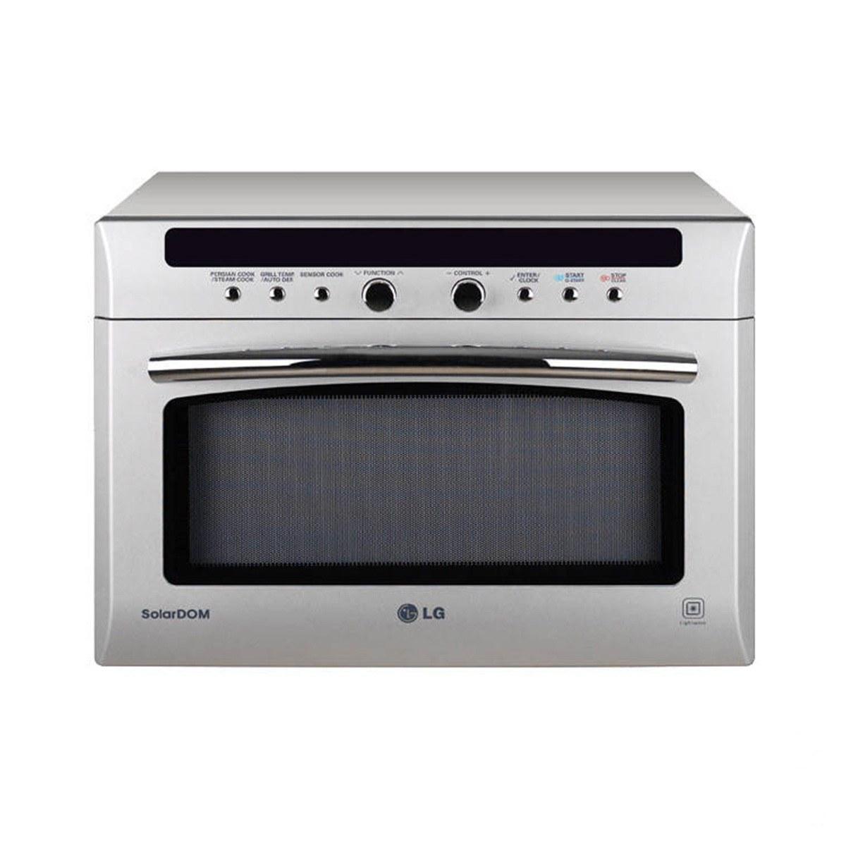 تصویر مایکروفر ال جی مدل MS95WCR LG MS95WCR Microwave Oven
