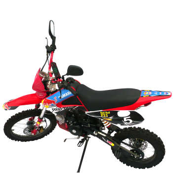 موتور سیکلت مینی تریل یاماها مدل آپولو سال 1397 |