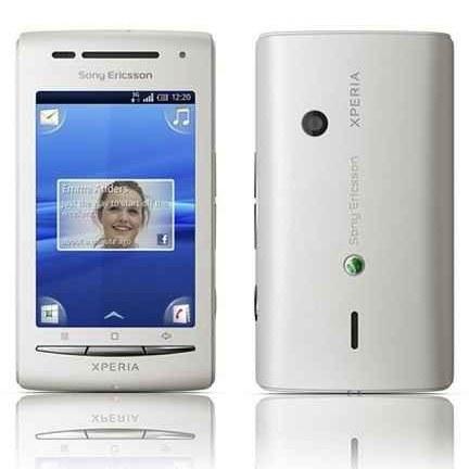 تصویر محافظ صفحه نمایش گوشی سونی Xperia X10 mini