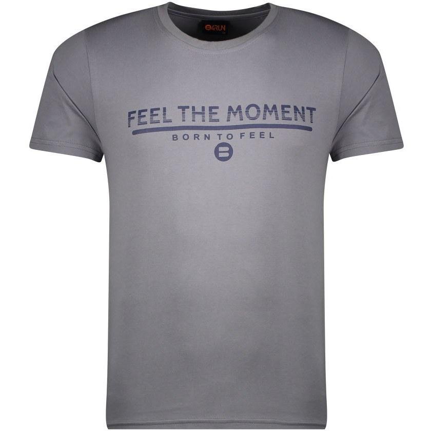 تصویر تی شرت ورزشی مردانه بی فور ران مدل 210319-93