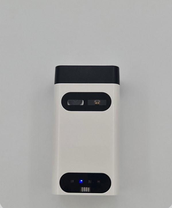 تصویر کیبورد مجازی شیائومی laser Projection Keyboard Bluetooth Wireless 3D Infrared Light Sense Notebook Keyboard