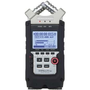 ضبط کننده حرفه ای صدا زوم مدل H4N-Pro | Zoom H4n-Pro Professional Voice Recorder