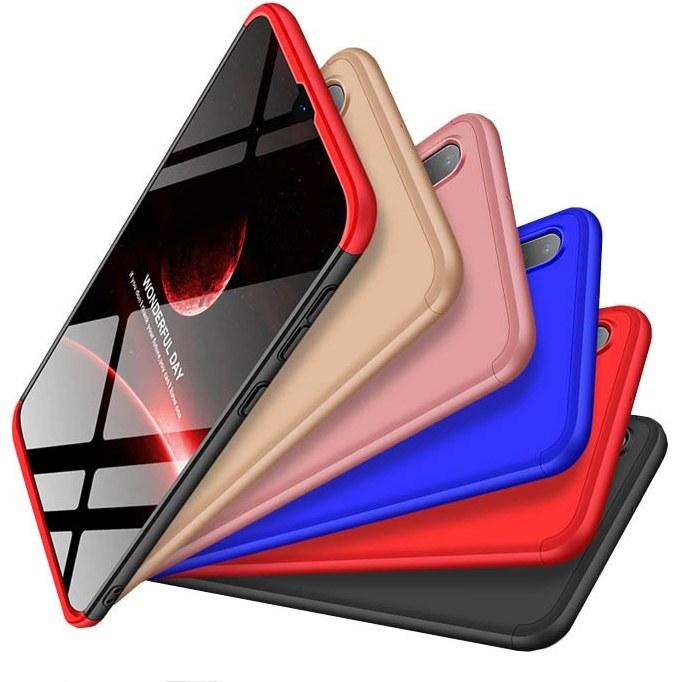 قاب محافظ سه تیکه 360 درجه سامسونگ Full Cover 3 in 1 Gkk Case | Galaxy A70 |