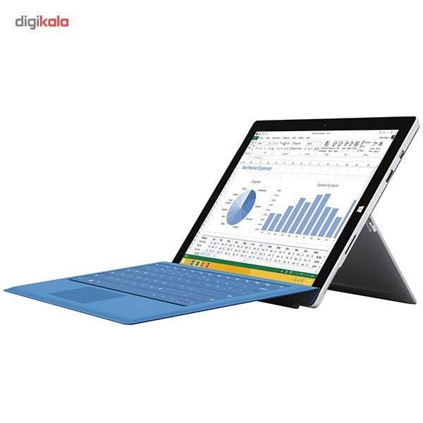 عکس تبلت مايکروسافت مدل Surface Pro 3 - A به همراه کيبورد ظرفيت 256 گيگابايت Microsoft Surface Pro 3 with Keyboard - A - 256GB Tablet تبلت-مایکروسافت-مدل-surface-pro-3-a-به-همراه-کیبورد-ظرفیت-256-گیگابایت 4