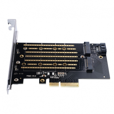 main images ORICO M.2 NVME to PCI-E 3.0 X4 Expansion Card - PDM2