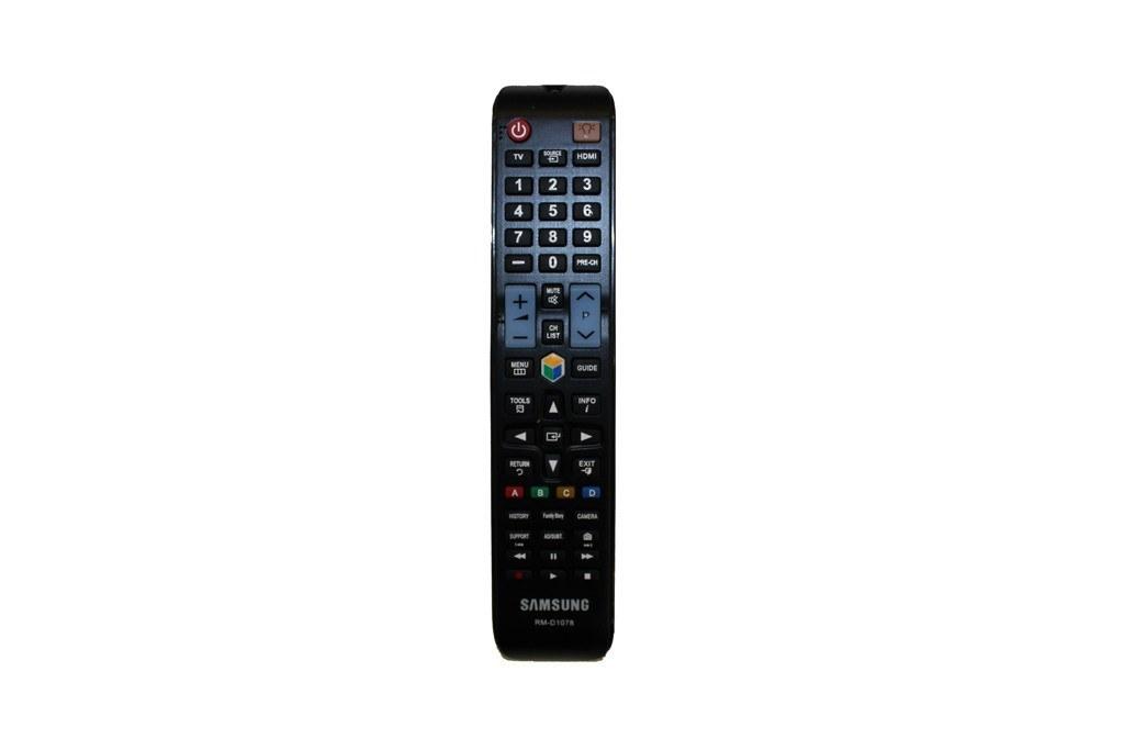 کنترل تلویزیون سامسونگ 3D مدل 1078