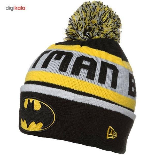 966ad2ae4 لیست قیمت کلاه بافتنی نیو ارا مدل Character Jake Batman   ترب