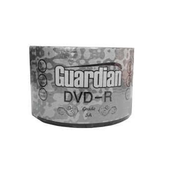 دی وی دی خام گاردین بسته 50 عددی | Guardian DVD-R Pack of 50